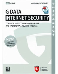 G Data Internet Security 1 User